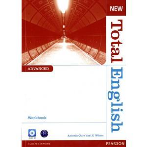 New Total English Advanced.   Ćwiczenia bez Klucza + CD