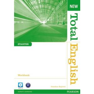New Total English Starter.    Ćwiczenia bez Klucza + CD