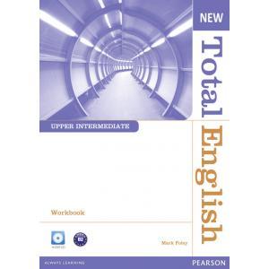 New Total English Upper Intermediate. Ćwiczenia bez Klucza + CD