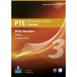 PTE General Skills Booster 3. Podręcznik + CD