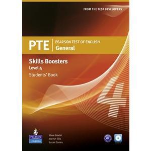 PTE General Skills Booster 4. Podręcznik + CD