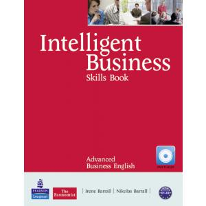Intelligent Business Advanced. Skills Book + CD