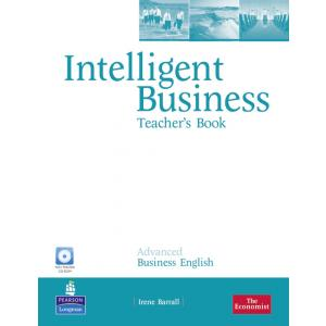 Intelligent Business Advanced.   Książka Nauczyciela + CD