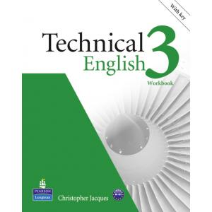 Technical English 3.    Ćwiczenia z Kluczem + CD-ROM