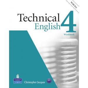 Technical English 4.    Ćwiczenia z Kluczem + CD-ROM