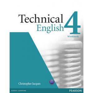 Technical English 4. Ćwiczenia bez Klucza + CD
