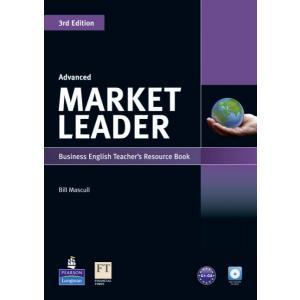 Market Leader Advanced. Książka Nauczyciela + CD