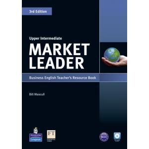 Market Leader Upper Intermediate. Książka Nauczyciela + CD