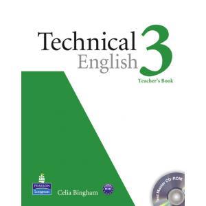 Technical English 3. Książka Nauczyciela + CD