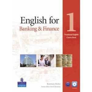 English for Banking & Finance 1. Podręcznik + CD