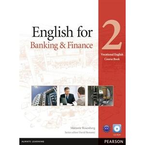 English for Banking & Finance 2. Podręcznik + CD