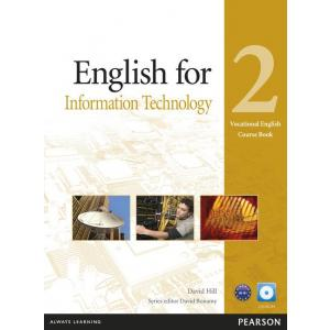English for Information Technology 2. Podręcznik + CD