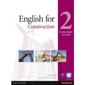 English for Construction 2. Podręcznik + CD