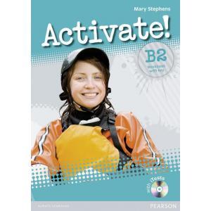 Activate B2. Ćwiczenia z Kluczem + CD