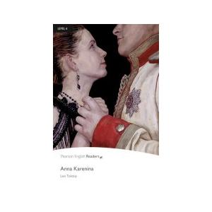 Anna Karenina + MP3. Pearson English Readers