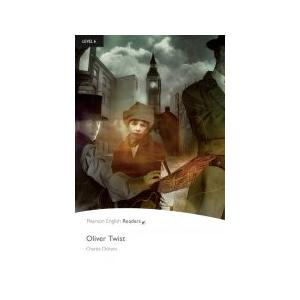 Oliver Twist + MP3. Pearson English Readers