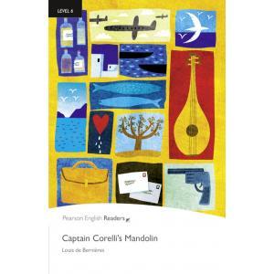 Captain Corelli's Mandolin (Mandolina Kapitana Corellego) + MP3. Pearson English Readers