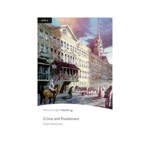 Crime And Punishment + CD. Pearson English Readers