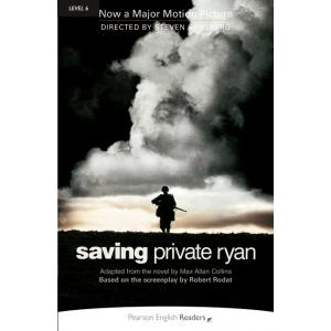 Saving Private Ryan + MP3. Pearson English Readers