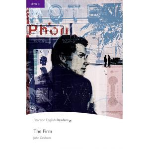 The Firm + MP3.   Pearson English Readers