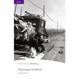 The Grapes of Wrath + MP3. Pearson English Readers