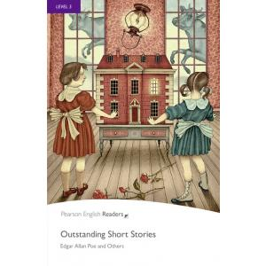 Outstanding Short Stories + MP3.   Pearson English Readers