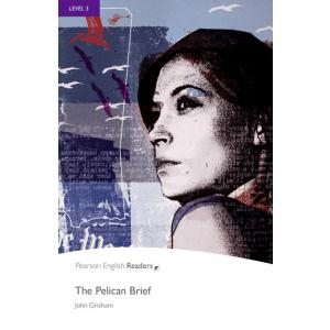 The Pelican Brief + MP3.  Pearson English Readers