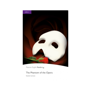 The Phantom of The Opera + MP3. Pearson English Readers