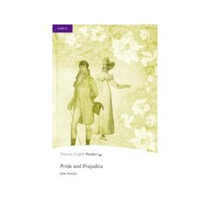 Pride and Prejudice + MP3. Pearson English Readers