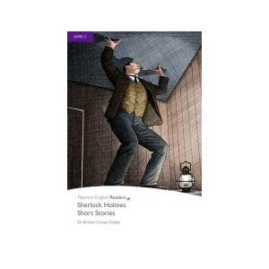 Sherlock Holmes Short Stories + MP3.   Pearson English Readers