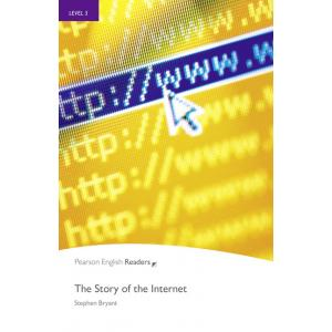 Story of the Internet  + MP3. Pearson English Readers