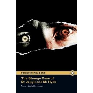 Strange Case of Dr Jekyll and Mr Hyde + MP3.   Penguin Readers Classic