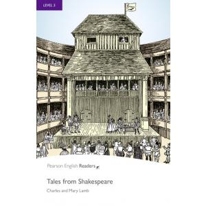Tales from Shakespeare + MP3. Pearson English Readers