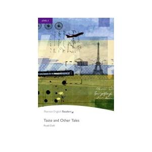 Taste and Other Tales + MP3. Pearson English Readers