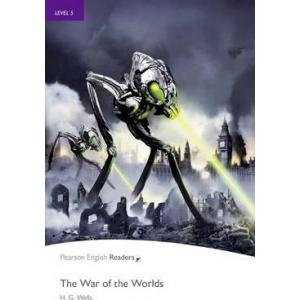 PEGR War of the Worlds Bk/MP3 CD (5)