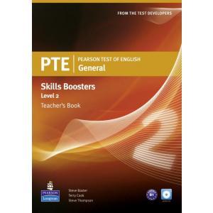 PTE General Skills Booster 2. Książka Nauczyciela + CD