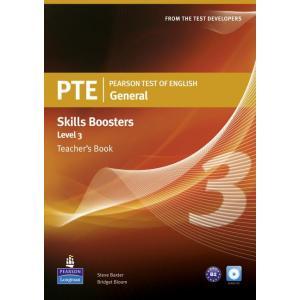 PTE General Skills Booster 3. Książka Nauczyciela + CD