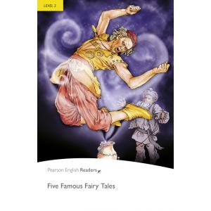 Five Famous Fairy Tales + MP3. Pearson English Readers
