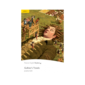 Gulliver's Travels + MP3. Pearson English Readers