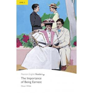 The Importance of Being Earnest + MP3. Pearson English Readers