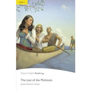 The Last Of The Mohicans + MP3. Pearson English Readers