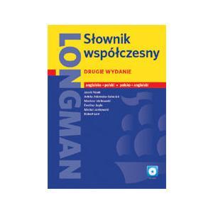 LONGMAN Słownik Współczesny Angielsko-Polsko-Angielski + CD. Drugie Wydanie. Oprawa Miękka