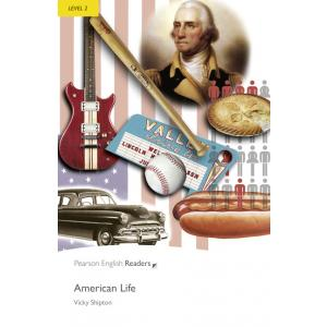 American Life + MP3.   Pearson English Readers