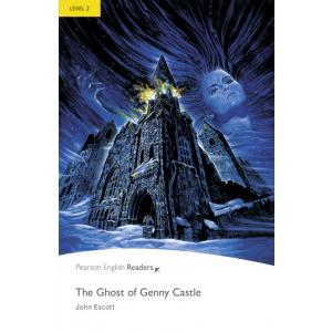 The Ghost Of Genny Castle + MP3. Pearson English Readers
