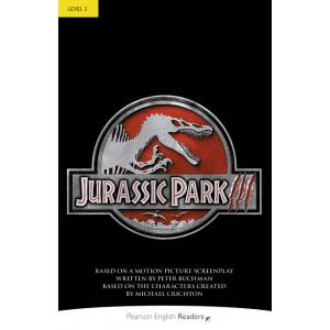 Jurassic Park III + MP3. Pearson English Readers