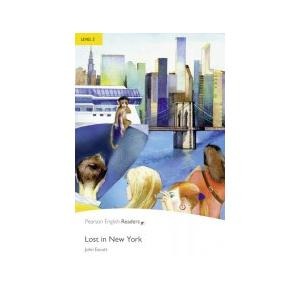 Lost in New York + MP3. Pearson English Readers