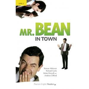 Mr Bean in Town + MP3. Pearson English Readers