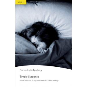 Simply Suspense + MP3. Pearson English Readers