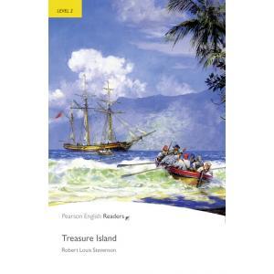 Treasure Island (Wyspa Skarbów) + MP3. Pearson English Readers