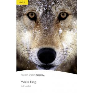 White Fang + MP3. Pearson English Readers